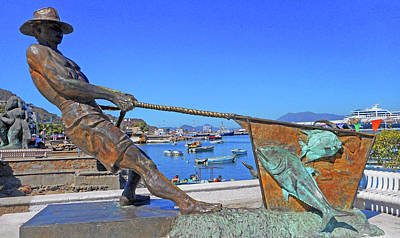 Photograph - The Malecon 1 by Ron Kandt