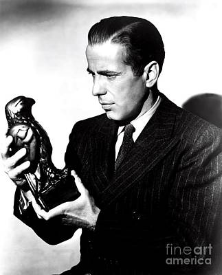 The Maltese Falcon Art Print