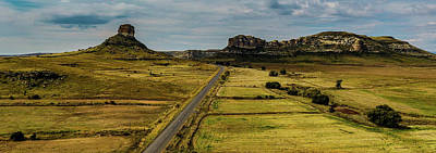 Photograph - The Maluti's by RayZa Photography