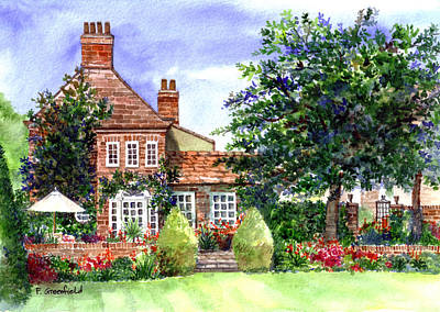 The Manor House Original by Farida Greenfield
