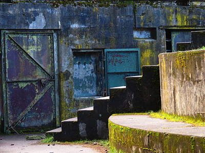 Photograph - The Many Colors Of A Fort - Port Townsend by Marie Jamieson