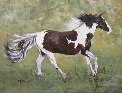 Painting - The Mare by Barbara O'Toole