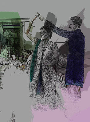 Photograph - The Marriage Dance by David Pantuso