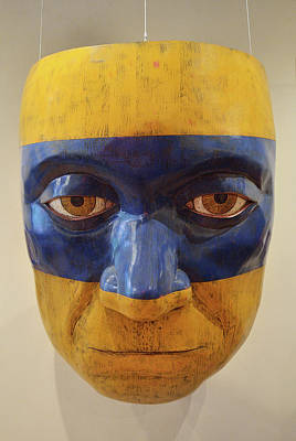 Photograph - The Mask by Vic Harris