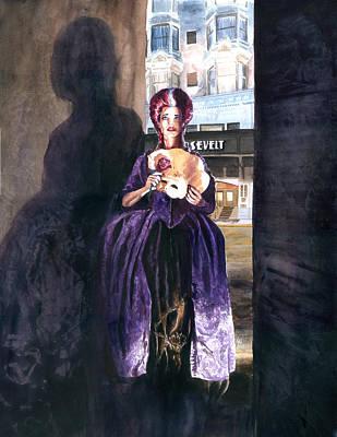 The Masquerade Original by Ken Meyer jr