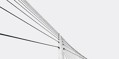 Minimal Photograph - The Mast by Scott Norris