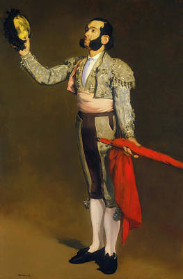 Painting - The Matador by Edouard Manet