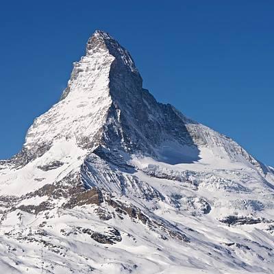 Photograph - The Matterhorn by Stephen Taylor