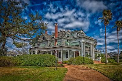 Beaumont Photograph - The Mcfadden - Ward House by Mountain Dreams