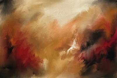 Painting - The Meeting by Jai Johnson