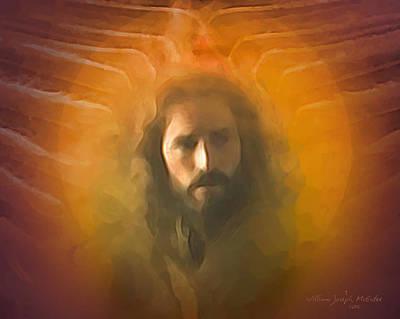 The Messiah Art Print