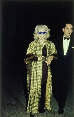 Photograph - The Met Set A Slater by Tony Palmieri