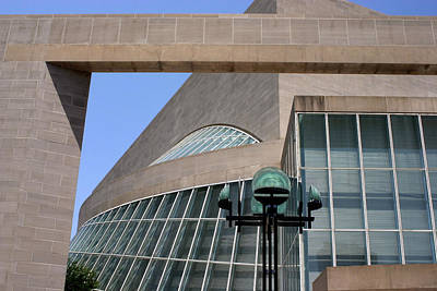 Photograph - The Meyerson Symphony Center  by David and Carol Kelly