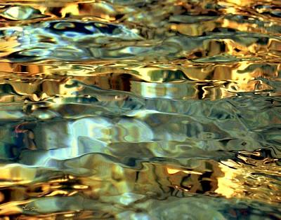 Digital Art - The Midas Touch by Dale   Ford
