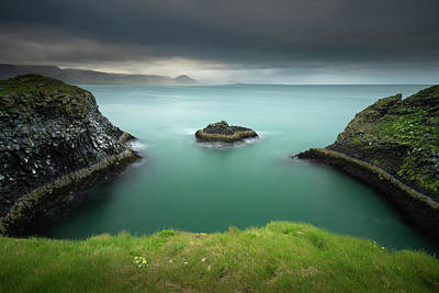 Photograph - The Middle Isle by Josh Eral