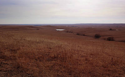 Photograph - The Middle Of The Flint Hills by Thomas Bomstad