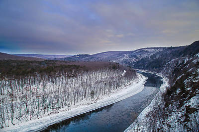 Upper Delaware River Photograph - The Mighty Delaware by Don Edwards