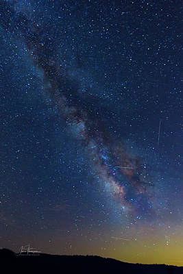 Photograph - The Milky Way 2 by Jim Thompson