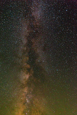 Photograph - The Milky Way by David Gn