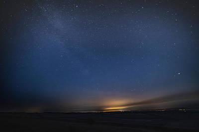 Photograph - The Milky Way by Framing Places