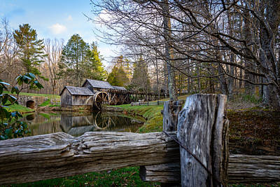 Photograph - The Mill  by Michael Scott