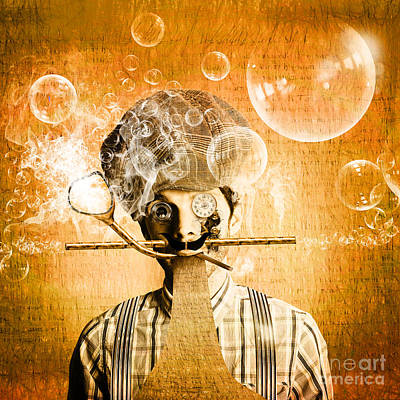 Photograph - The Mind Machine by Jorgo Photography - Wall Art Gallery