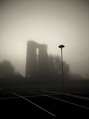 Photograph - The Mist by Pedro Fernandez