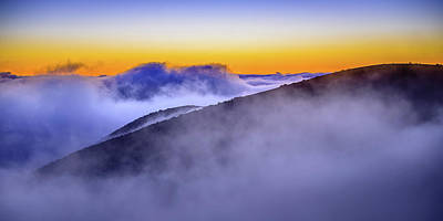 Photograph - The Mists Of Cloudfall by Mark Robert Rogers