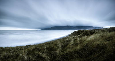 Photograph - The Misty Mountains Of Mourne by Glen Sumner