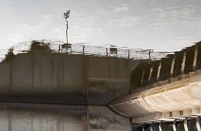 Photograph - The Moira Dam by Michael Rutland