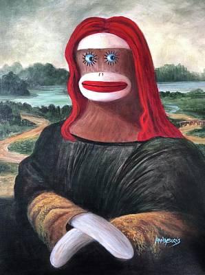 The Monkey Lisa Original