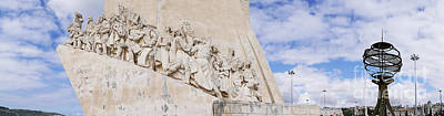 Photograph - The Monument To The Discoveries by Brenda Kean