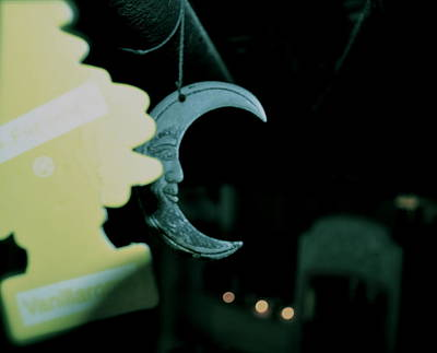 Photograph - The Moon Smells Like Vanilla  by Brynn Ditsche