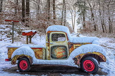 Photograph - The Moonshiners In Full Detail Hdr by Debra and Dave Vanderlaan