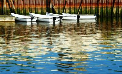 The Mooring Art Print