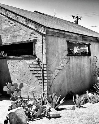 Pioneertown Photograph - The Morning After by William Dey