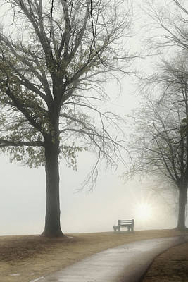 Photograph - The Morning Mist by Lori Deiter