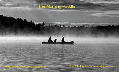 The Morning Paddle Original