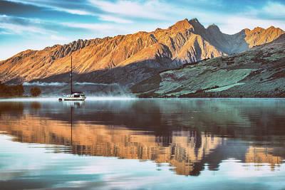 Aotearoa Photograph - The Morning Serpent by Kumar Annamalai