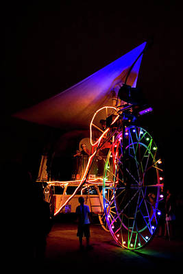 Photograph - The Most Magnificent Contraption IIi by Michael Thibault