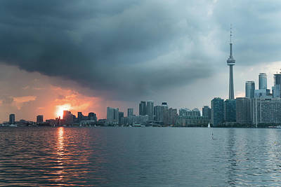 Photograph - The Most Visited City In Canada by Nick Mares