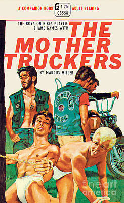 The Mother Truckers Art Print