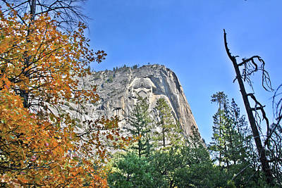 Photograph - The Mount Rushmore Of Yosemite by Duncan Pearson