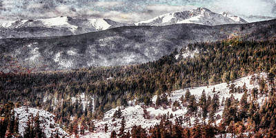 Photograph - The Mountains Are Calling by Garett Gabriel