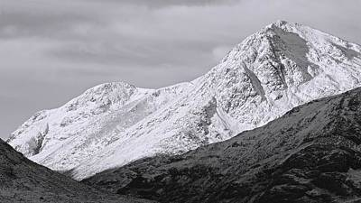 Photograph - The Mountains Of Glencoe by Stephen Taylor