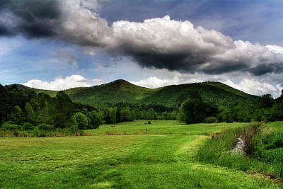 Photograph - The Mountains Of Western North Carolina by Greg Mimbs