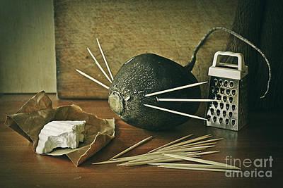Photograph - The Mouse by Binka Kirova