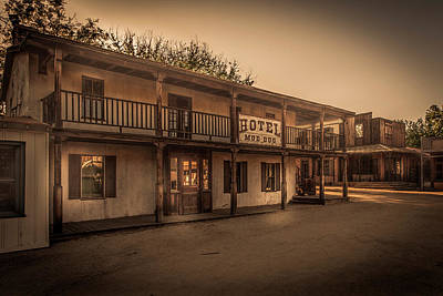 Photograph - The Mud Bug Hotel by Gene Parks