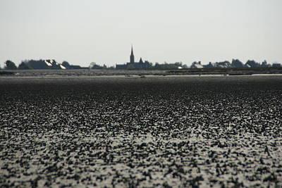 Wall Art - Photograph - The Mud Flats At Viviers Sur Mer by Brandy Herren