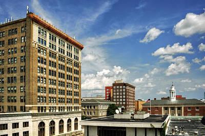 Photograph - The Murchison Building by Greg Mimbs